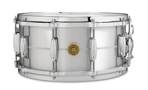"Gretsch USA Snare Solid Aluminium 6,5"" (G4164SA)"