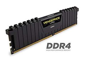 Corsair Memory Vengeance LPX DDR4