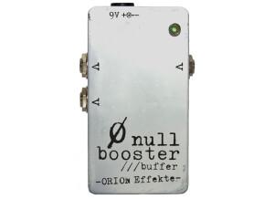 Orion Effekte Null Booster / Buffer