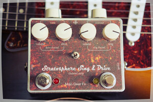 Mojo Gear FX Stratosphere Sing&Drive