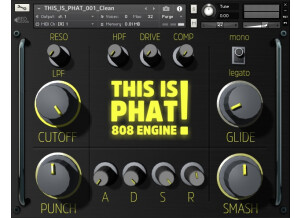 Red Sounds This Is Phat 808 Engine