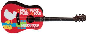 Martin & Co DX Woodstock 50th Anniversary
