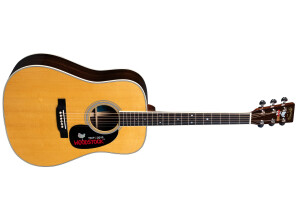 Martin & Co D-35 Woodstock 50th Anniversary