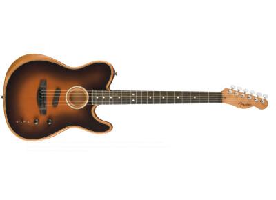 Fender fait évoluer son modèle Acoustasonic Telecaster