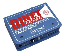 Radial Engineering DiNET DAN-RX2