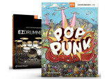 Bientôt une batterie Pop Punk pour EZdrummer chez Toontrack