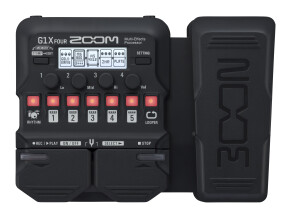 Zoom G1X Four