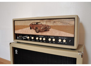 IT-11 Audio Supercharger Spring 70's