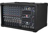 Harbinger lance la console de mixage amplifiée LP7800