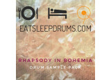 Eatsleepdrums Rhapsody in Bohemia, la batterie de Queen pour Kontakt