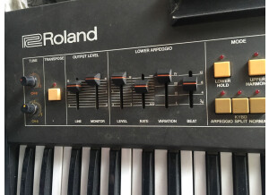 Roland EP-6060 Dual VOICE Combo Piano