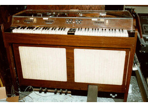 Chamberlin Music Master Model 600