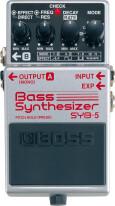 [NAMM] Synthétiseur Bass Boss SYB-5