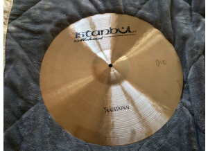 Istanbul Mehmet Traditional Medium Crash 20""
