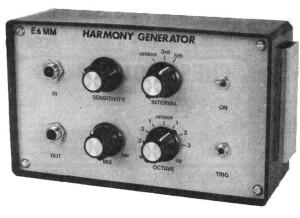 E&mm Harmony Generator