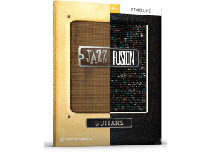 Toontrack Jazz & Fusion Guitars EZmix Pack