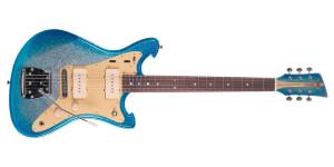 Wild Customs WILDMASTER Blue Flake Jazzmaster