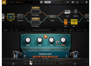 Positive Grid Bias FX 2 Elite