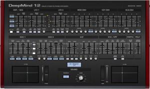 Momo DeepMind 12 Editor / Controller