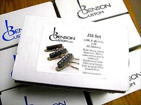 Benson Custom JM Set