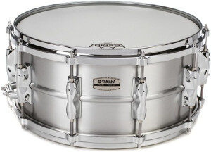 "Yamaha Recording Custom Aluminum 14X5.5"" Snare"