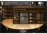 EDIT: Strezov Sampling annonce Orchestral Percussion X3M