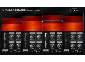 Cut Through Recordings M4 Multiband Compressor