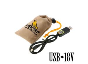 Songbird FX Birdcord USB to 18V