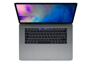 Apple Macbook Pro 2018 15'' i7 2,6 GHz 32Go