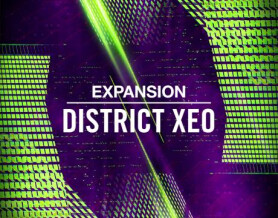 Native Instruments District Xeo
