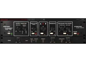 Eventide Instant Flanger MkII Plug-in