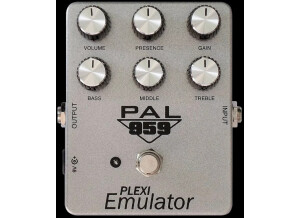 Pedal Pal FX PAL 959 PLEXI Emulator