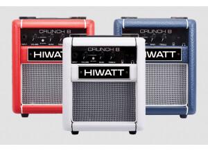 Hiwatt Crunch 8