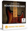 Orange Tree Samples lance Evolution Roundwound Bass