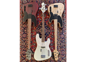 Prestige Guitars Eric Bass Signature