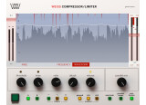 Vends Softube weiss comp/limiter
