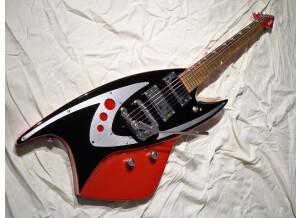Eastwood Guitars Backlund 400 DLX