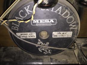 Mesa Boogie Black-shadow MS-12