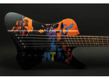 The bass from Hell, un modèle signature pour Rob von der Loo