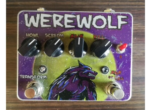 Tortuga Effects Werewolf