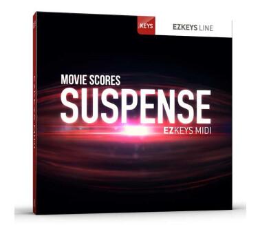 Toontrack Movie Scores – Suspense EZkeys MIDI