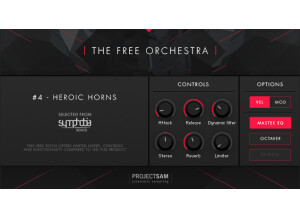 Project SAM The Free Orchestra – Heroic Horns