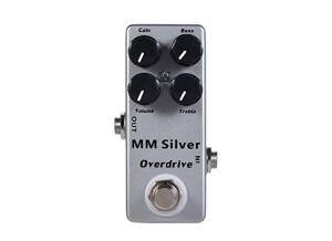 Mosky MM Silver Overdrive
