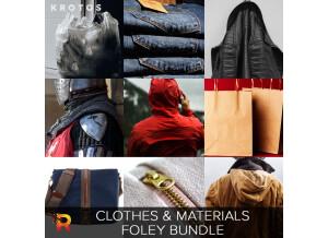 Krotos Clothes & Materials Foley Bundle