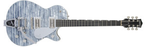 Gretsch G6129T Limited Edition Light Blue Pearl