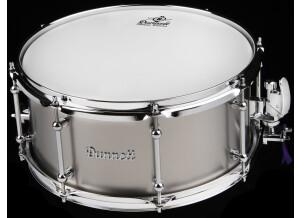 Dunnett Classic Drums Titanium snare drum