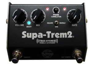 Fulltone Custom Shop Supa-Trem2 Stereo Tremolo