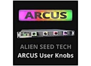 Alien Seed Tech ARCUS User Knobs
