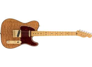 Fender Rarities Red Mahogany Top Telecaster
