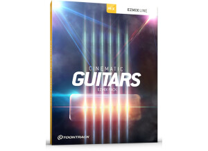 Toontrack Cinematic Guitars EZMix Pack